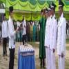 Sekda Dianto Resmi Lantik 4 Kepala Desa Di Kecamatan Singingi Hilir
